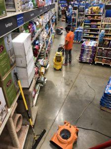 commercial-water-damage-restoration-job